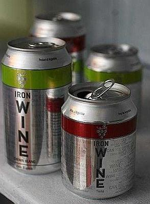 Forget Wine in a Box, It's Time For Wine in a Can