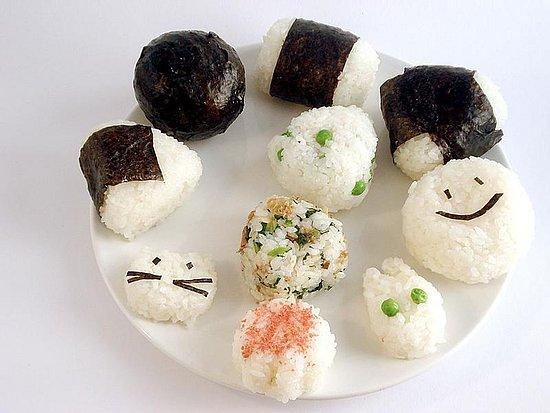Bento of the Week: Onigiri