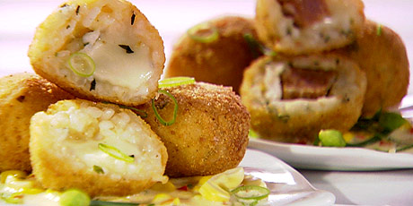 Monday's Leftovers: Risotto Balls