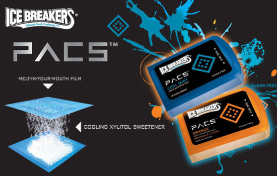 Do Ice Breakers Pacs Look Like Drug Paraphernalia?