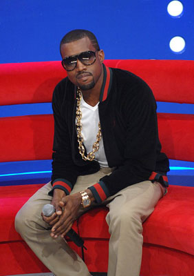 "Kanye's Living ""The Good Life"" Today"