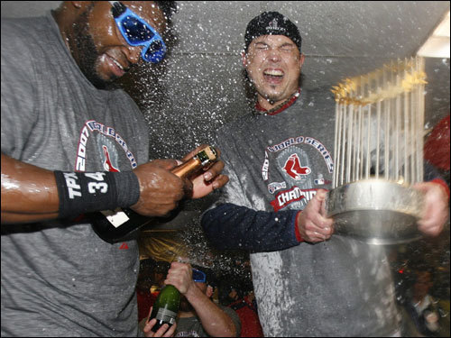 The Red Sox, Baby!!!