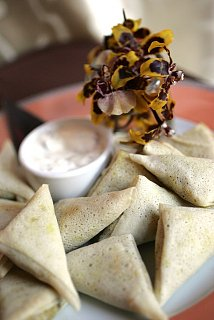 Come Party With Me: Wedding - Menu (Appetizers)