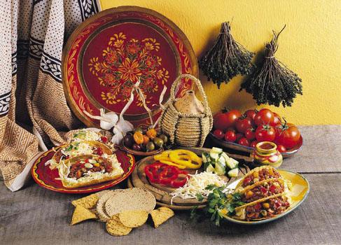 Come Party With Me: Cinco De Mayo - Menu (Dessert)