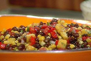 Cince de Mayo Side: Corn & Black Bean Salad