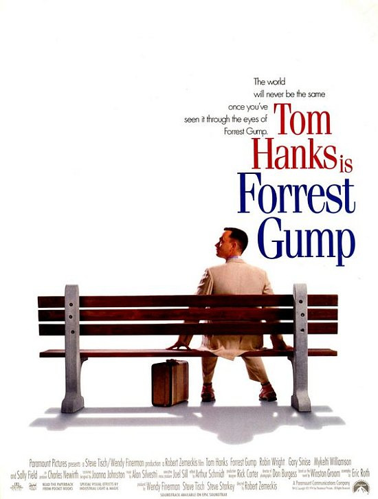 TV Dinners: Forrest Gump - Coconut Shrimp