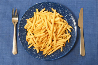 What Condiment Do You Pair With Your Fries?