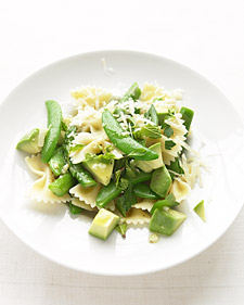 Light, Green Veggie Pasta: Perfect For Tonight's Dinner