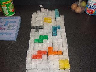 Tetris Ice Cubes: Love It Or Hate It?
