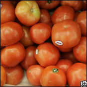 Yummy Link: Lemon-Rose Flavored Tomatoes