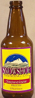 Happy Hour: Snoweizen Wheat Ale