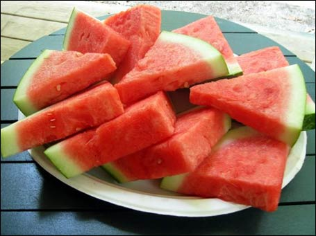 Watermelon Vodka Cooler