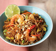 Fast & Easy Dinner: Pad Thai