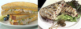 Tuna Melts Two Ways - Beginner & Expert