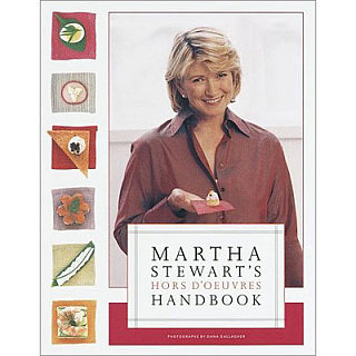 Summer Reading: Martha Stewart's Hors D'oeuvres Handbook