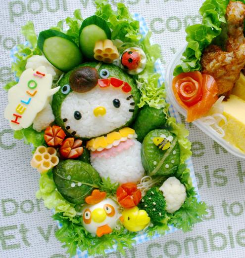 Hello Edible Kitty