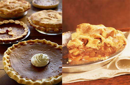 Would You Rather Eat Pumpkin or Apple Pie?