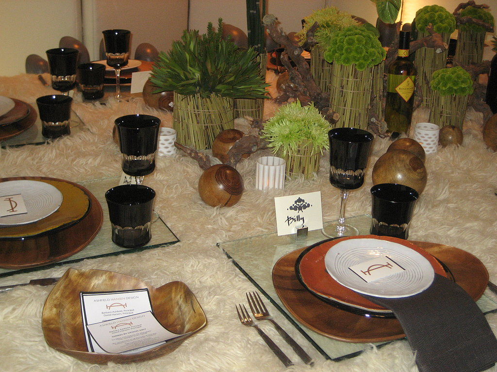 PartySugar Behind the Bash: Dining By Design