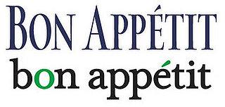Bon Appétit's New Logo: Love It or Hate It?