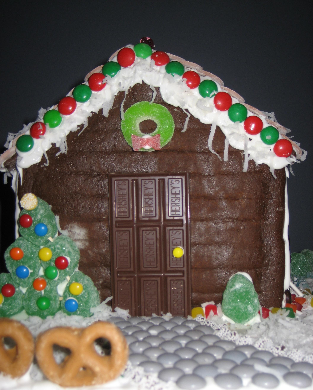 The Lagito Cabin Gingerbread House
