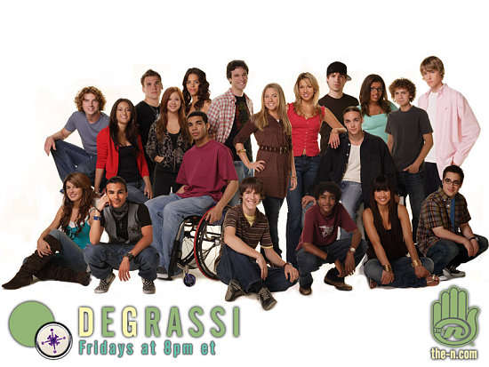 Degrassi season 6
