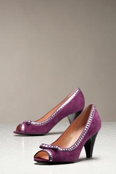 Love it or hate it? Marc by Marc Jacobs pump with silver stones
