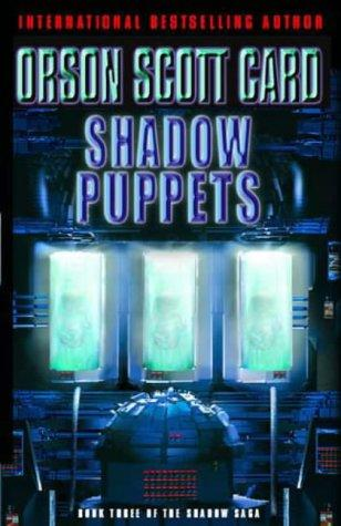 Jelinas Reviews: Shadow Puppets