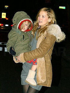 Mini-Me: Kate Hudson and Ryder Robinson