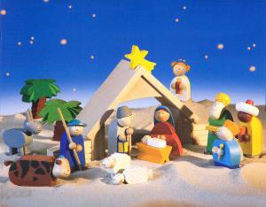 Modern Nativity
