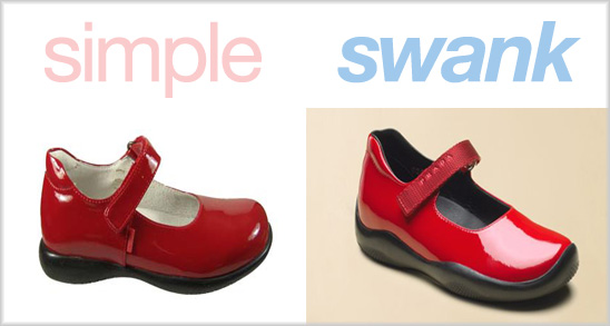 Simple or Swank: Mary Janes