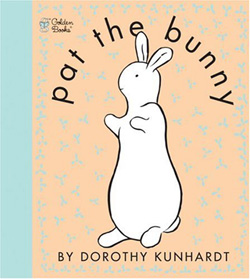 Classic Children's Book: Pat the Bunny