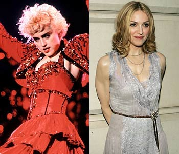 Then, Now, or Neither? Madonna