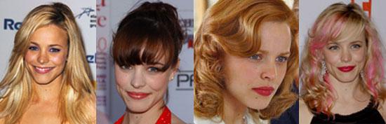 How Do You Prefer Rachel McAdams' Hair?