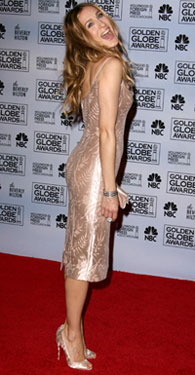 Fab Flash: SJP Is Bitten By The Fashion Bug