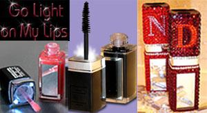 New Makeup Alert:  Go Light on My Lips