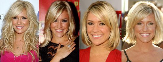 How Do You Prefer Kristin's Hair?