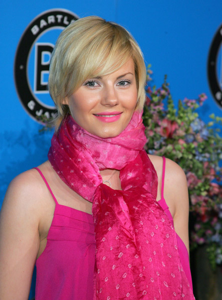 Love It or Hate It? Elisha Cuthbert's Matchy Pink Lips