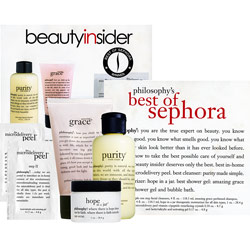 Giveaway of the Day! Best of Sephora Beauty Insider Kit