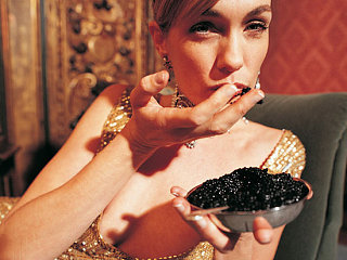 Beauty Byte: Cosmetics For Caviar Tastes