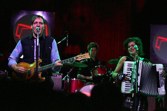 Exclusive Video: Arcade Fire Live in Berkeley, CA, 6/1/07
