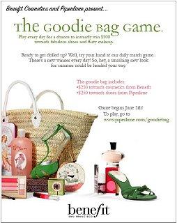 Bella Bargain Alert: the Goodie Bag Game