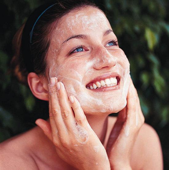 Beauty Marked! Gentle Face Scrubs