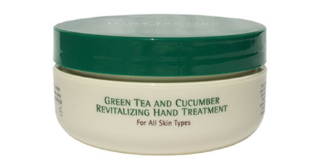 Product Review: June Jacobs Green Tea and Cucumber Hand Treatment