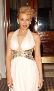 Love It or Hate It? Kylie Minogue's Curly Updo