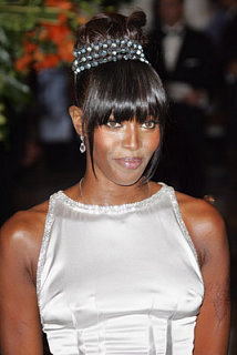 Love It or Hate It? Naomi Campbell's Princess-like Updo