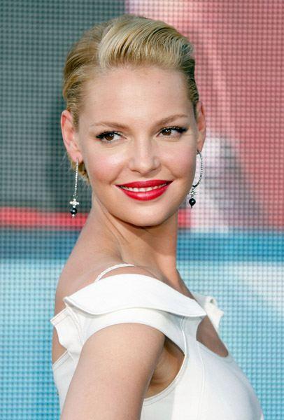 How-To:  Katherine Heigl's Emmy Awards Makeup Look