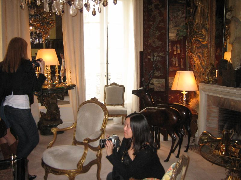 BellaSugar's Insider Look Into Chanel, Part IV:  Coco's Apartment