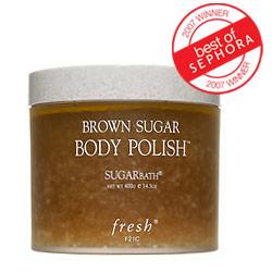 Monday Giveaway! Fresh Brown Sugar Body Polish