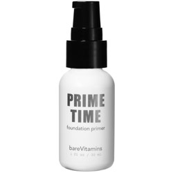 Thursday Giveaway! Bare Escentuals Prime Time Foundation Primer