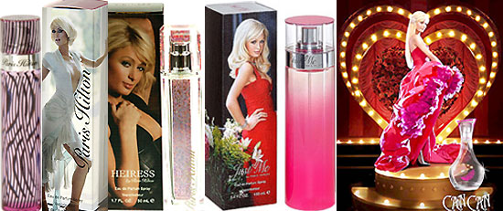 In Which of Her Perfume Ads Does Paris Look Best?